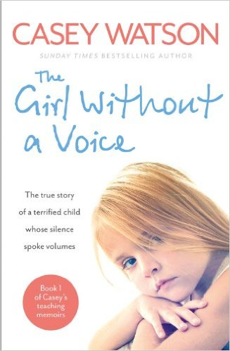 Girl without a voice